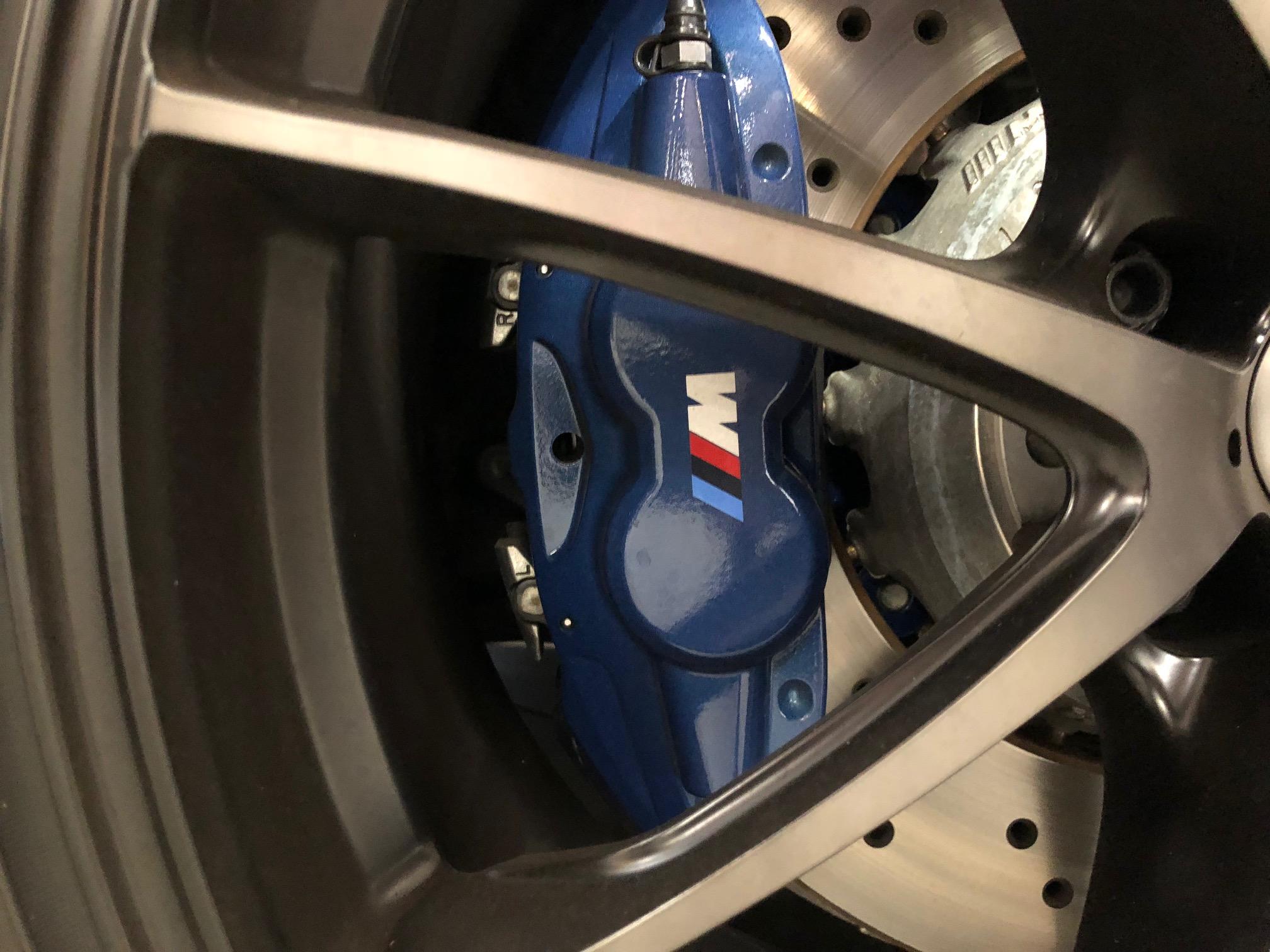 BMW M4 Brakes