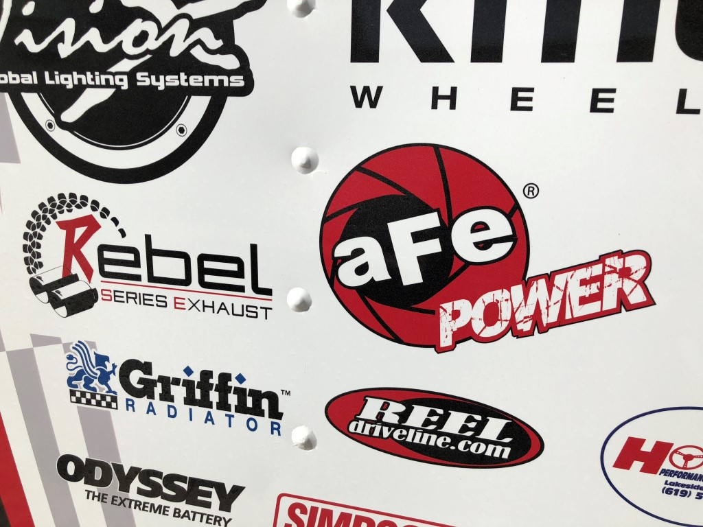 aFe Power Rebel Series Exhaust