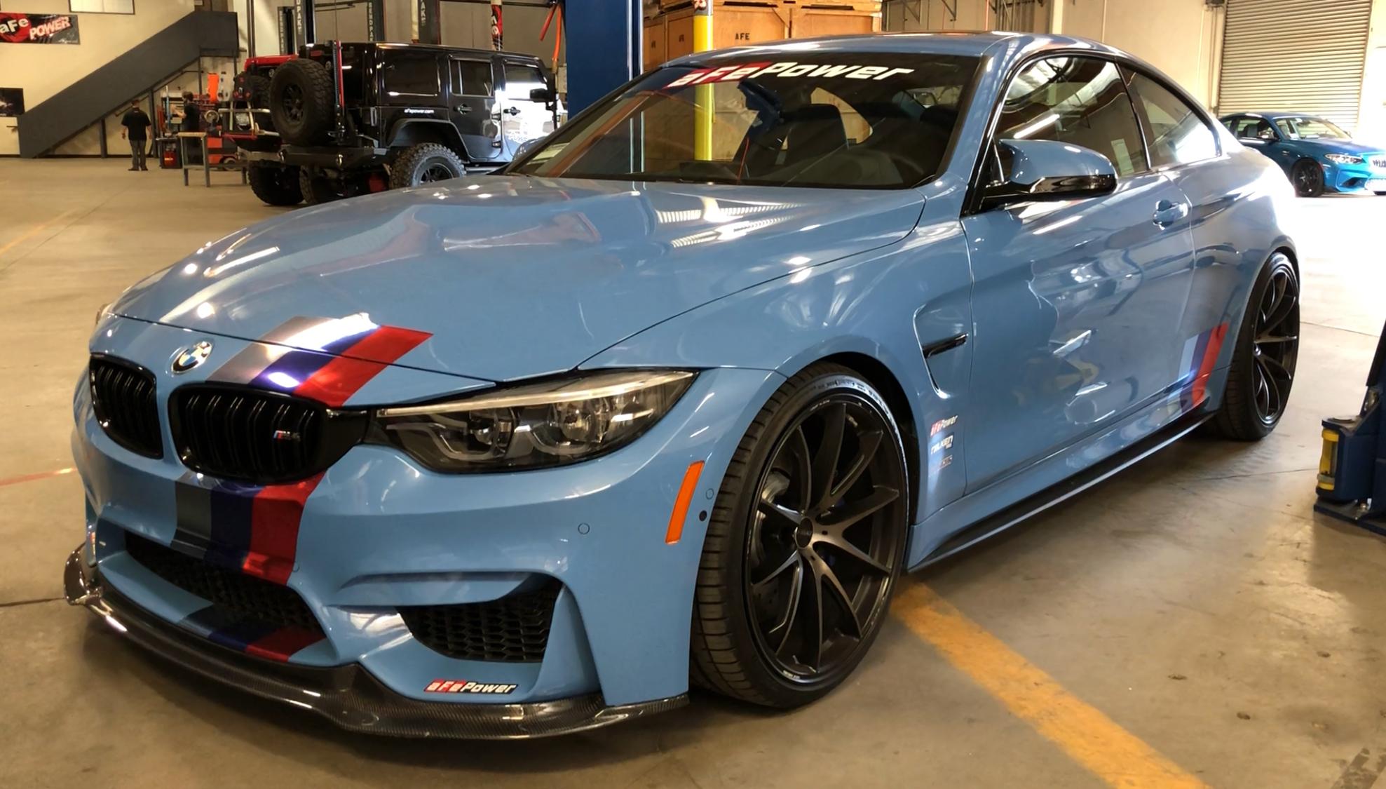 aFe BMW M4
