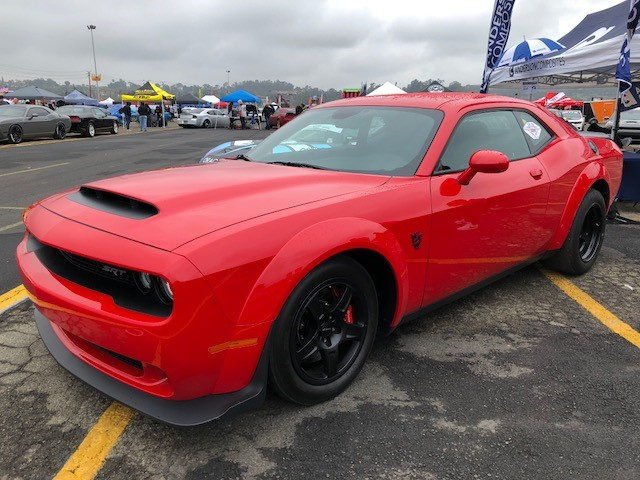 aFe POWER Dodge Demon