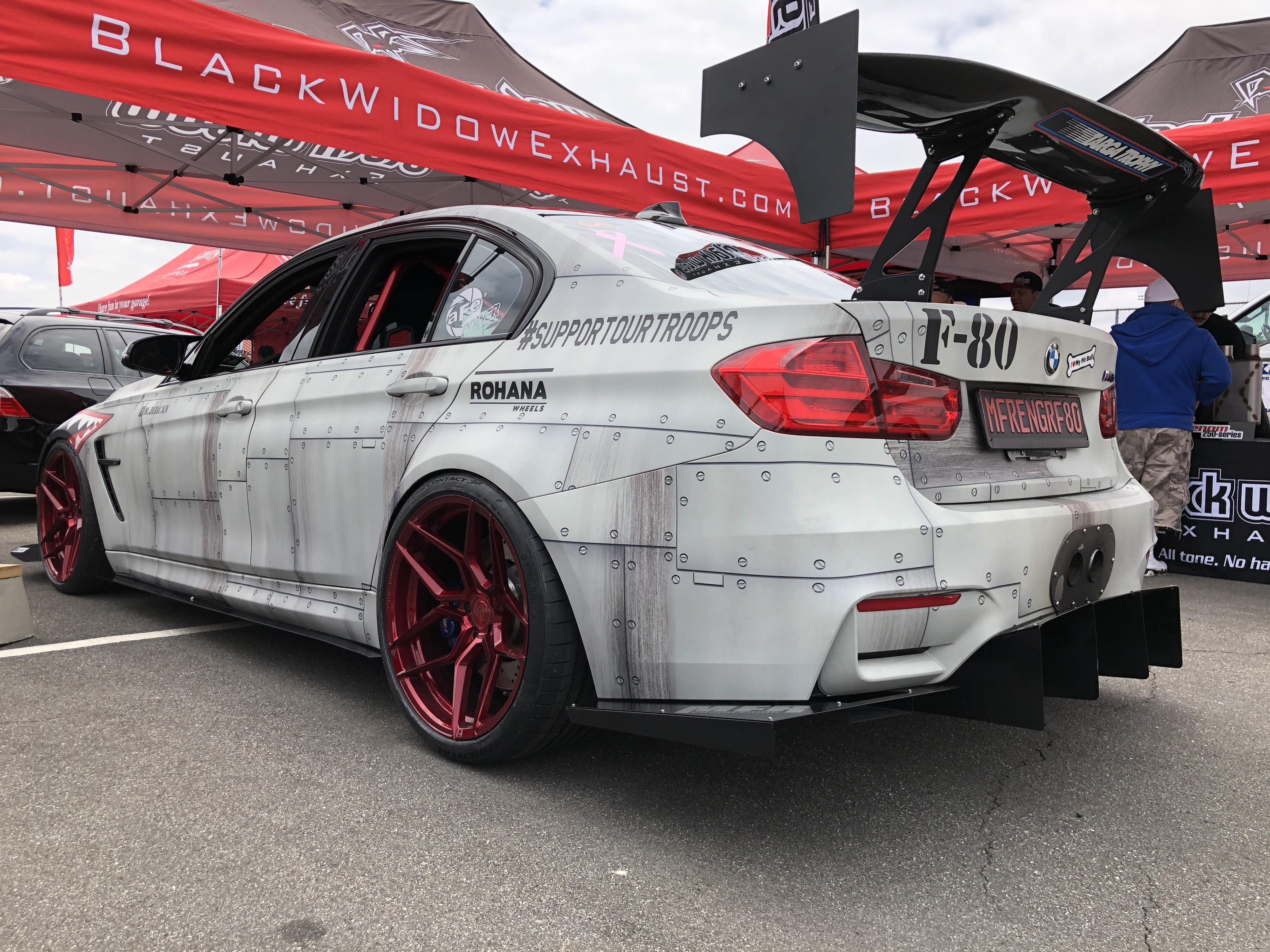 aFe BMW M3