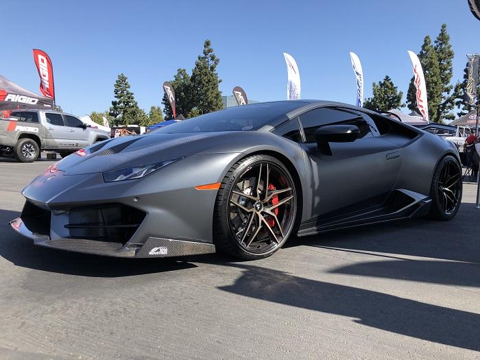 Fittipaldi Lamborghini