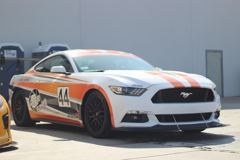 aFe Mustang