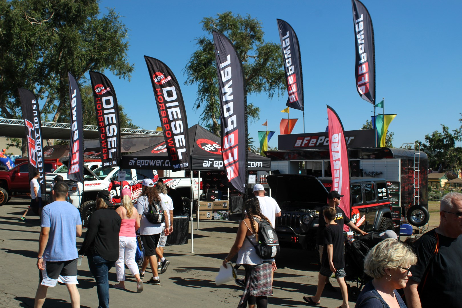 aFe POWER at Off Road Expo 2018 | aFe POWER