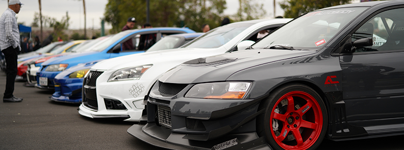 Super-Street-Toyo-Tires-Calendar-Launch-Mitsubishi-Evo-Volk-Wheels