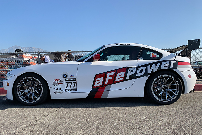 Bimmerfest_West_BMW_Z4_aFe_POWER