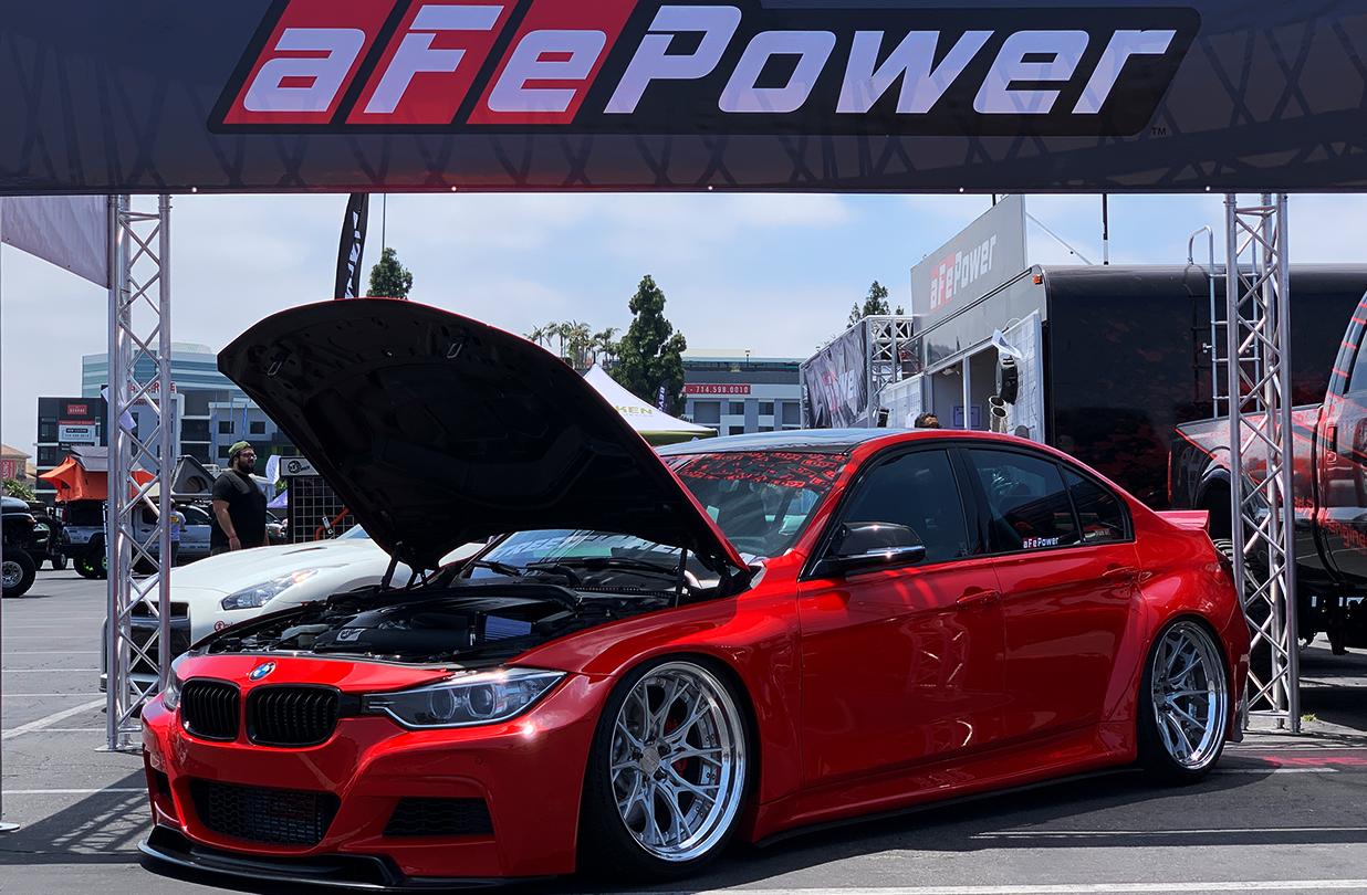 Nitto Auto Enthusiast Day aFe POWER BMW