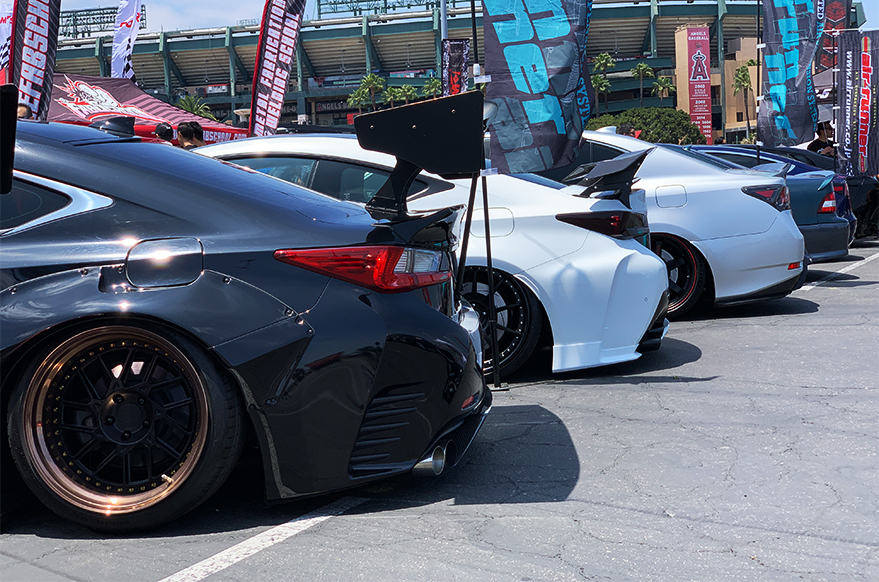 Nitto Auto Enthusiast Day Lexus