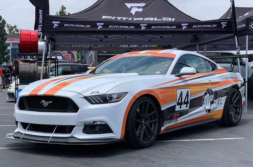 Nitto Auto Enthusiast Day aFe POWER Mustang