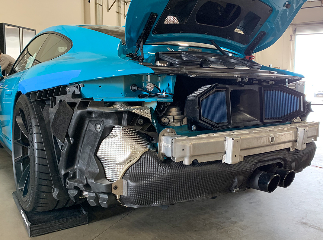Porsche 911 GT3 Air Filters