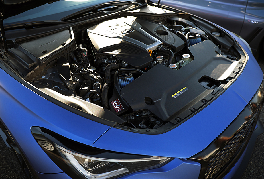 aFe_POWER_Cars_and_Coffee_Infiniti_Intakes