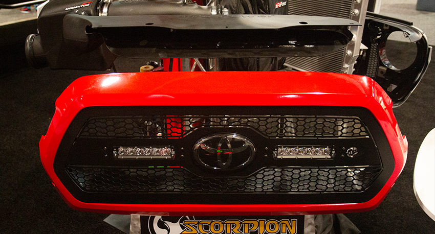 aFe POWER Scorpion Grilles