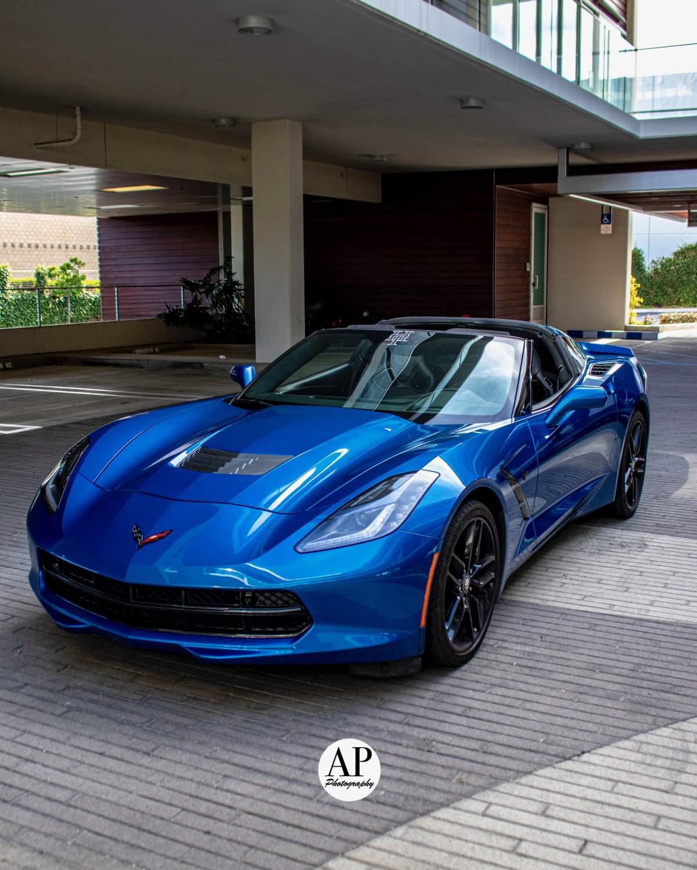 2016 Corvette C7 @betvette