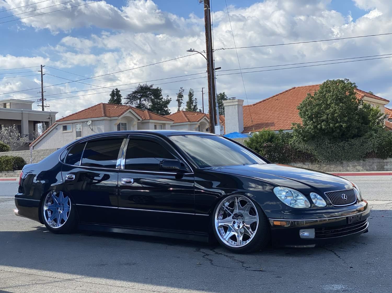 2020 Lexus GS300 @slowcoastin_